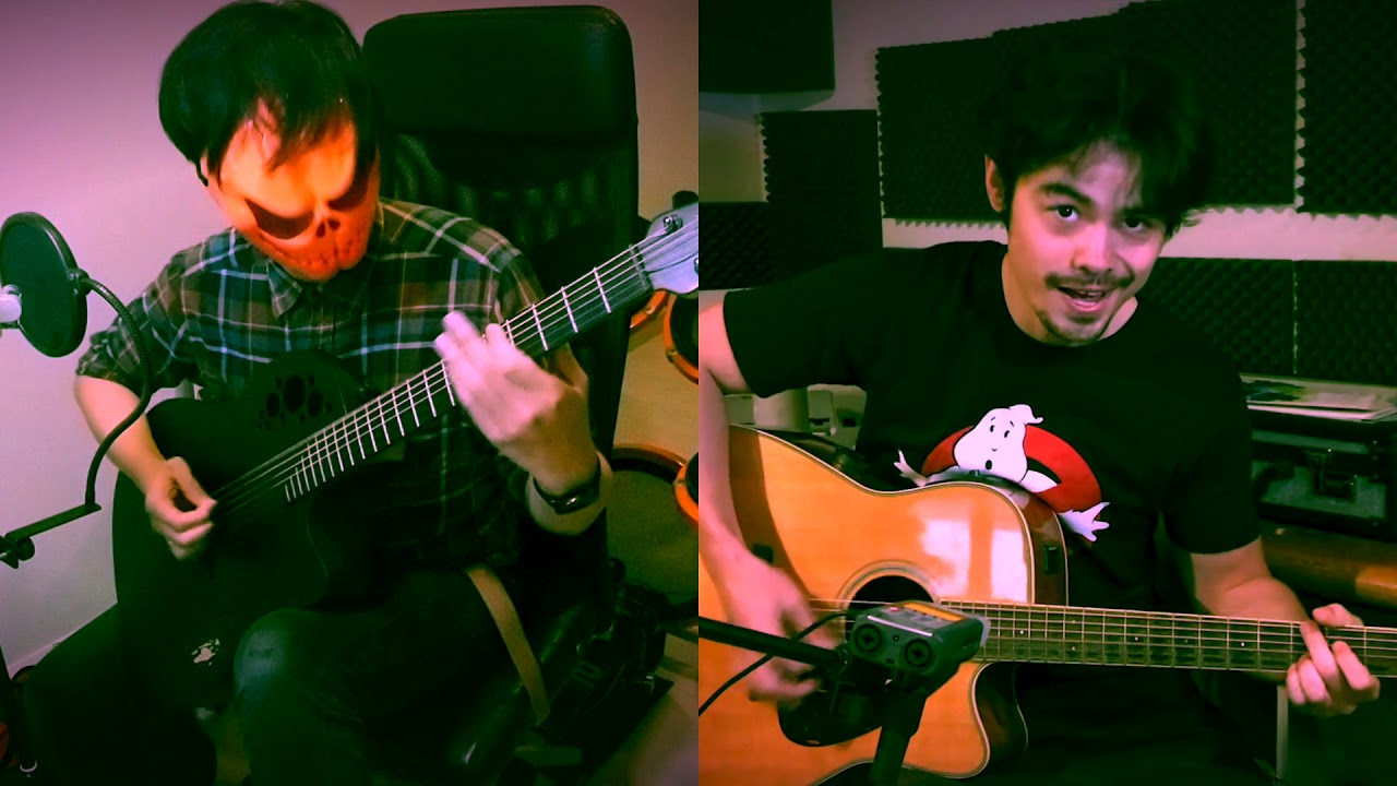 Ghostbusters – Acoustic Guitar Cover