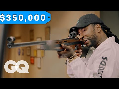 Most Expensivest Sh t  350K Rifle