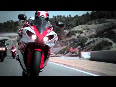 YZF R1 - YAMAHA YZF-R1 2012 [ Full HD ] - Ben Spies.