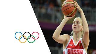 Basketball Women's Quarter-Final Turkey v Russian Fed - Full Replay   London 2012 Olympics