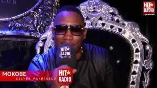 Reportage Live de Mokobe au Silver Marrakech avec HIT RADIO - 2014