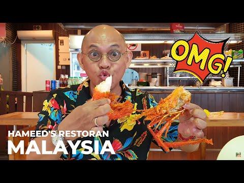 Food For Good #417: Malaysia| Lobster|Chơi liều 1 dĩa cơm tôm hùm gần 1 kilo mà giá chưa đầy 300k ! - Thời lượng: 20:26.