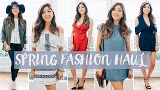 A huge Spring 2016 haul & unboxing plus including a try on of the clothes for the first time! I online shopped at ASOS & Urban Outfitters for some affordable ...
