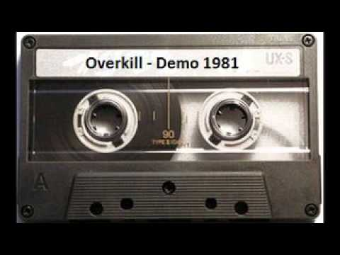 Overkill - Out of my head (NWOBHM) online metal music video by OVERKILL