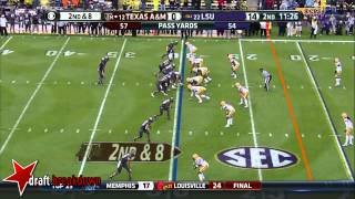 Johnny Manziel vs LSU (2013)