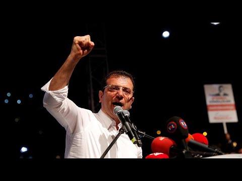Θα επαναληφθούν οι εκλογές για τον δήμο της Κωνσταντινούπολης…