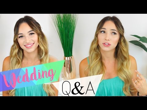 WEDDING Q&A | MONEY, STRESS, MY THOUGHTS