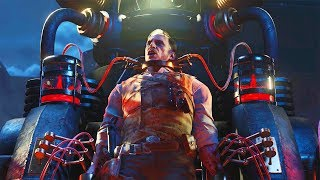 BLOOD OF THE DEAD ENDING CUTSCENE EASTER EGG COMPLETION! (BLACK OPS 4 BLOOD OF THE DEAD)