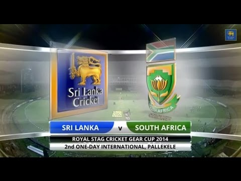 2nd Test, Day 4, Sri Lanka in South Africa, 2011 - Highlights