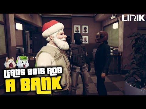 THE LEAN BOIS ROB A BANK!! Lean Bois Season 2 Ep.15 | GTA V RP - Lirik