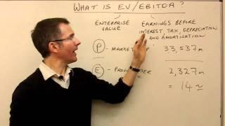 Ratio EV/EBITDA