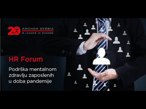 Support for mental health: best practices of AmCham member companies