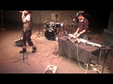 Shing02 LIVE at Asian American Music Festival 2010: Luv (sic) part 4 ft. Emi Meyer