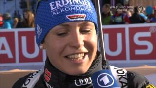 Ruhpolding Germany  City pictures : 11.03.2012 Biathlon WM Ruhpolding Staffel/Relay Winner Deutschland/Germany(full)