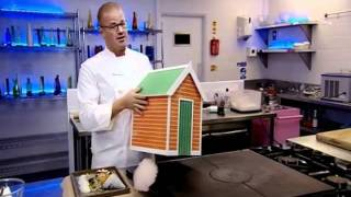 Wolf Fish and Chips - Heston Blumenthal