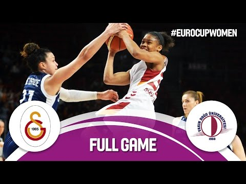 Galatasaray (TUR) v Yakin Dogu Universitesi (TUR) - Live Stream - Semi-Final - EuroCup Women 16/17