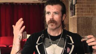 Boots Electric interview - Jesse Hughes (part 1)