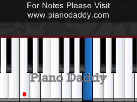 Meherbani (The Shaukeens) Piano Tutorials ~ Piano Daddy