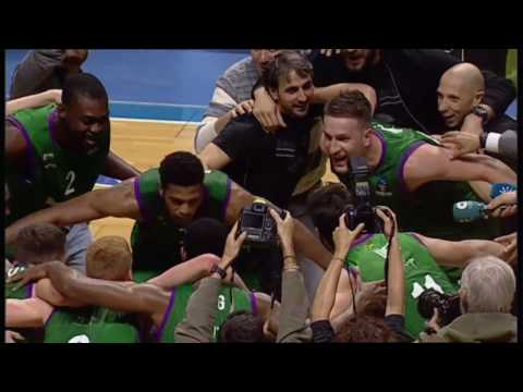 7DAYS EuroCup Highlights: Unicaja Malaga-Lokomotiv Kuban Krasnodar, Game 2