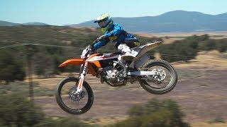5. 2019 KTM 250 SX-F - First Ride Review