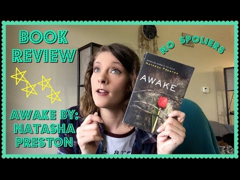 Book Review of Awake By Natasha Preston