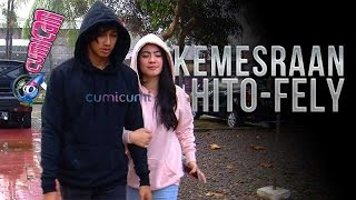 Video Di Bawah Hujan Gerimis, Hito & Felicya Bermesraan - Cumicam 26 April 2017 MP3, 3GP, MP4, WEBM, AVI, FLV April 2017