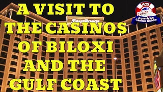 Biloxi (MS) United States  city images : Visiting the casinos of Biloxi and The Mississippi Gulf Coast