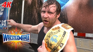 Nonton Dean Ambrose on one of the worst beatings of his life: WrestleMania 4K Exclusive, April 2, 2017 Film Subtitle Indonesia Streaming Movie Download
