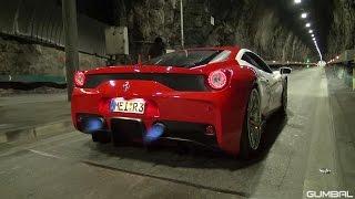 Video LOUDEST Ferrari 458 Speciale EVER! MP3, 3GP, MP4, WEBM, AVI, FLV Juni 2017