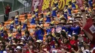 習志野高校応援 ハリーアップ→サウスポー→レッツゴー