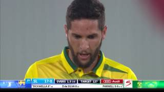 South Africa vs Sri Lanka - 1st T20 - Match Highlights