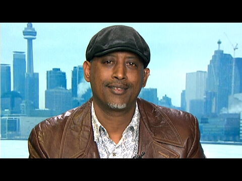 An Ethiopian cab driver nominated for a Juno award in Canada