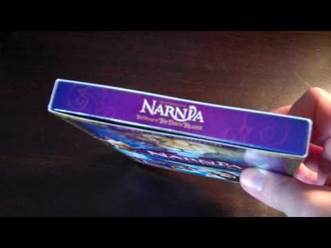 The Chronicles of Narnia: Voyage of the Dawn Treader 3-Disc Delux Edition Unboxing