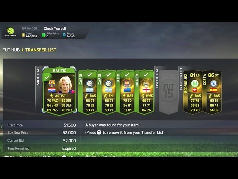 FIFA 15 – Best INFORM Trading Methods! – FIFA 15 Ultimate Team – Trading (10k – 1 Million Coins)