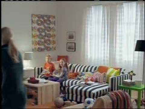 Time Out - Ikea commercial with Joshua Ormond