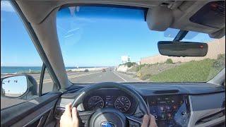 2020 Subaru Legacy XT Limited POV Drive (3D Audio) by MilesPerHr