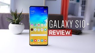 Samsung Galaxy S10 Plus review: nearly perfect