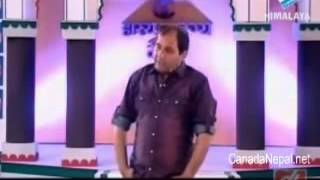 Comedy Program with Manoj Gajurel 16th April 2014