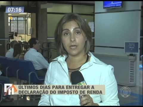 TV Tarobá  Filiada Band/ Programa Primeira Hora