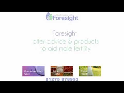 Male Fertility Advice UK | Foresight Charity