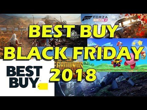 Best Buy Black Friday 2018