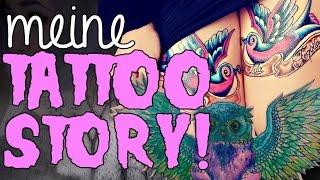 meine TATTOO STORY  Verena Schizophrenia ♥