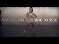Ariana Grande - Side To Side ft. Nicki Minaj / Choreography . Jane Kim