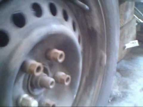 How to change front brake pads – 2005 Pontiac Sunfire in this video