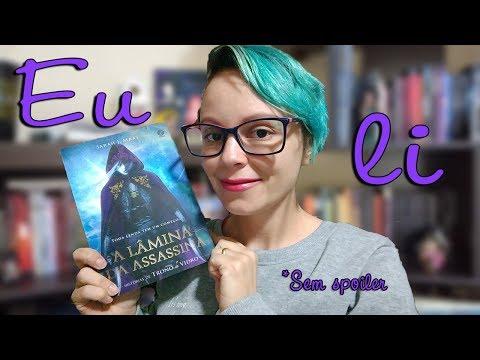 EU LI: A LÂMINA DA ASSASSINA - SARAH J. MAAS