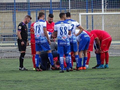 Resumen y goles UD Punta del Caimán (vs) Los Rosales