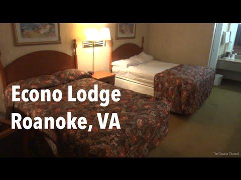Hotel Review - Econo Lodge Roanoke Civic Center