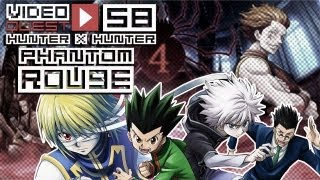 Nonton Video Quest 58   Hunter X Hunter   Phantom Rouge Film Subtitle Indonesia Streaming Movie Download