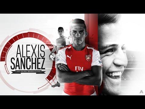 The Great Alexis Sanchez - Arsenal 11/09/2015 Review.
