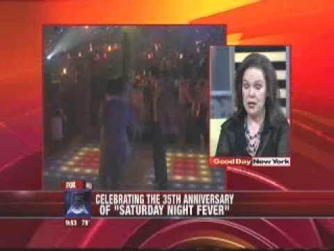 Karen Lynn Gorney on Good Day NY Promoting DISCO BALL @ Taj Mahal on June 23rd